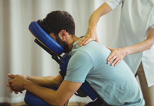 Back Massage - Valley Physiotherapy Clinic