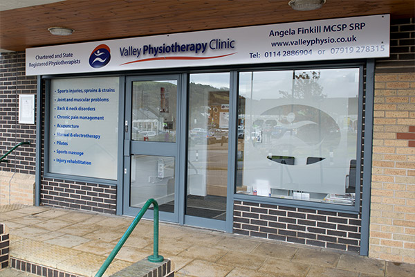 Valley Physiotherapy Clinic Sheffield